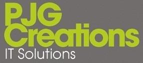 PJG Creations Logo